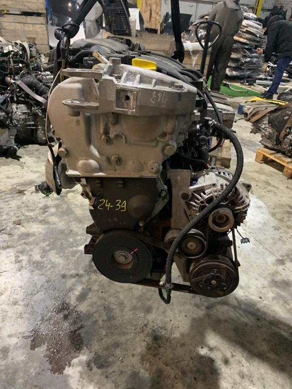 Двигатель Renault Scenic F4R-771 2005