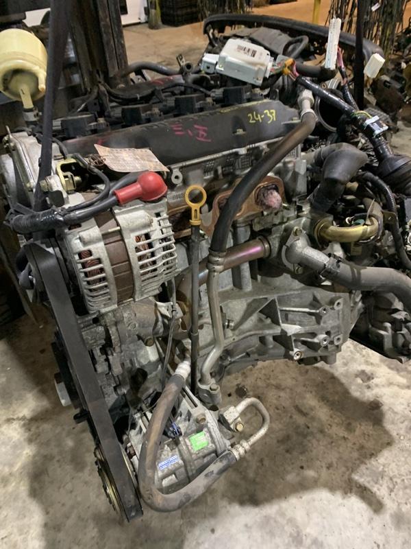 Проводка двигателя Nissan Serena TC24 QR20DE