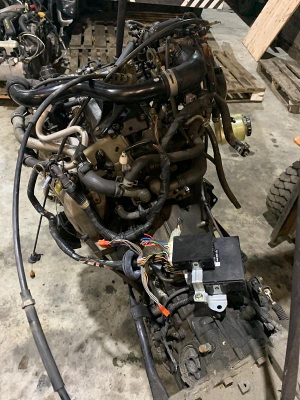 Проводка двигателя Daihatsu Terios Kid J111G EF-DEM