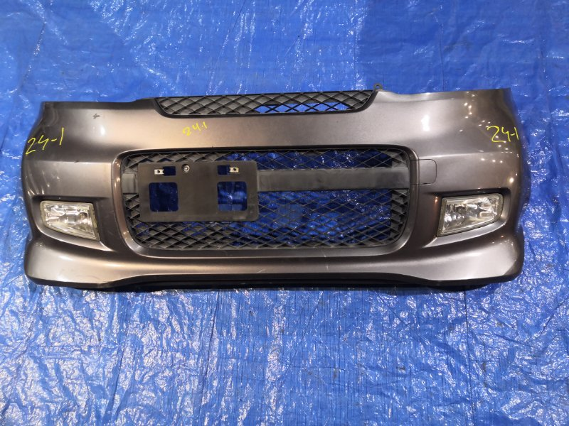Бампер Honda Life JB5 P07A передний