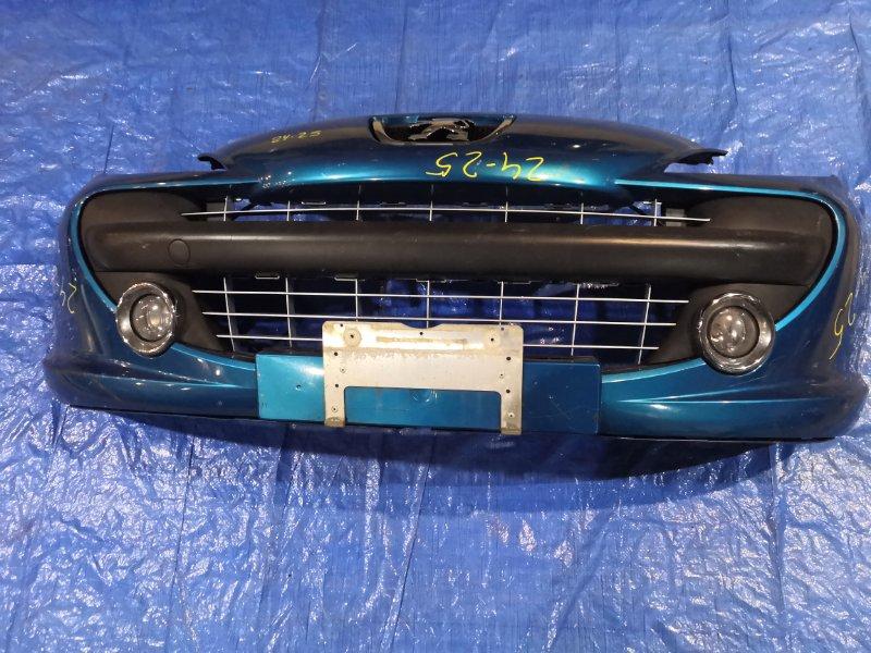 Бампер Peugeot 207Cc 5FX передний