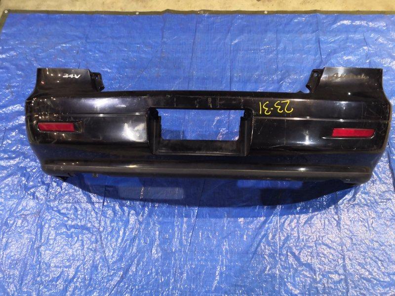 Бампер Mitsubishi Airtrek CU4W 4G64 задний