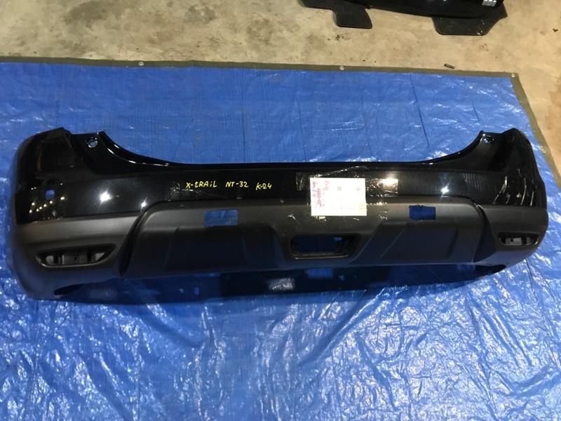 Бампер Nissan X-Trail NT32 задний