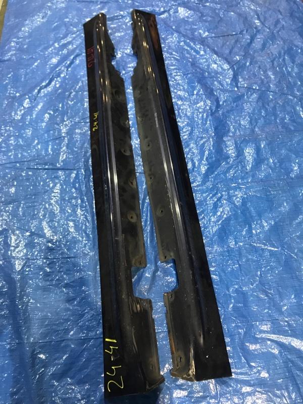 Порог Bmw 328I E46 M54B25 1998