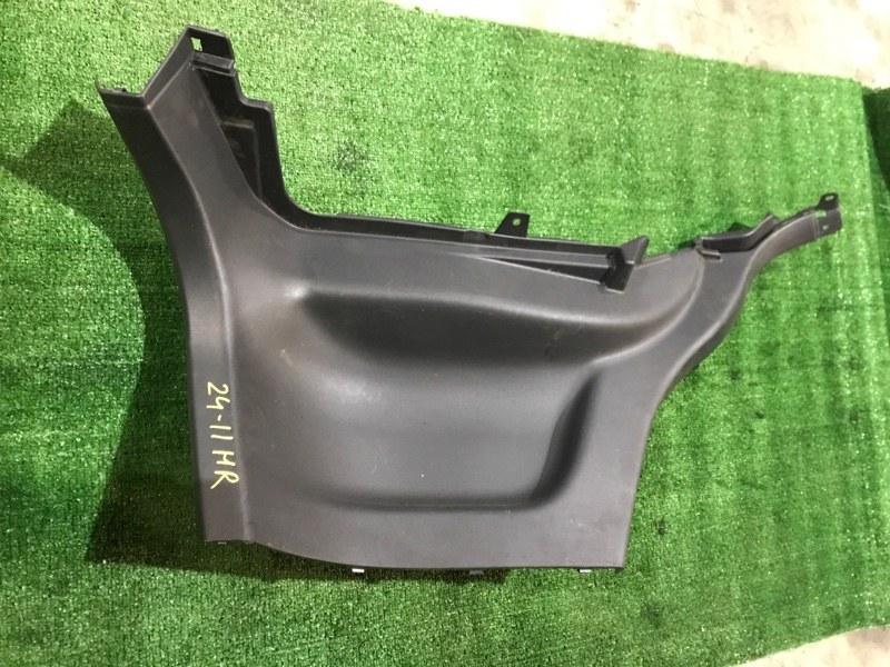 Обшивка багажника Toyota Passo KGC15 1KR-FE задняя правая