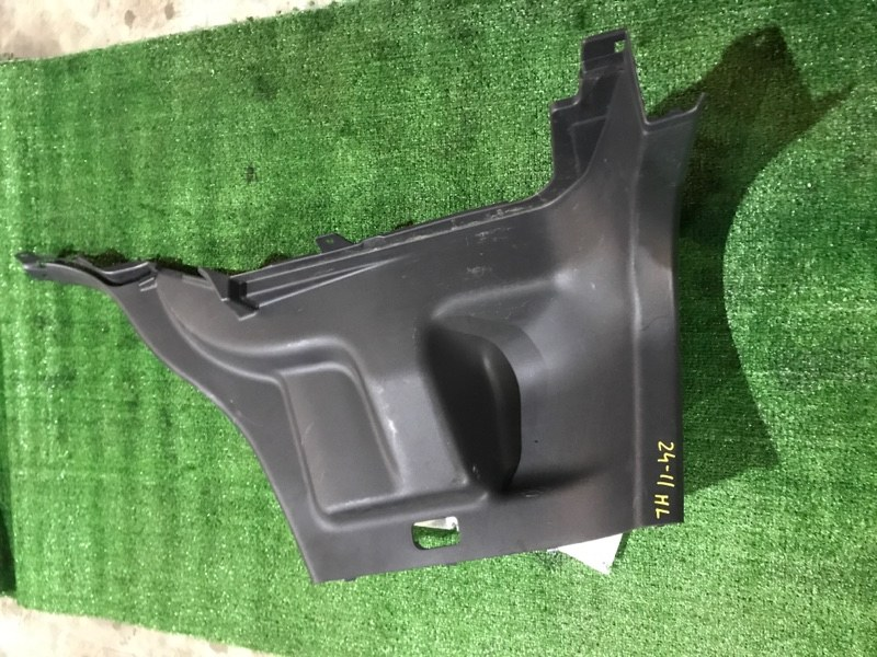 Обшивка багажника Toyota Passo KGC15 1KR-FE задняя левая