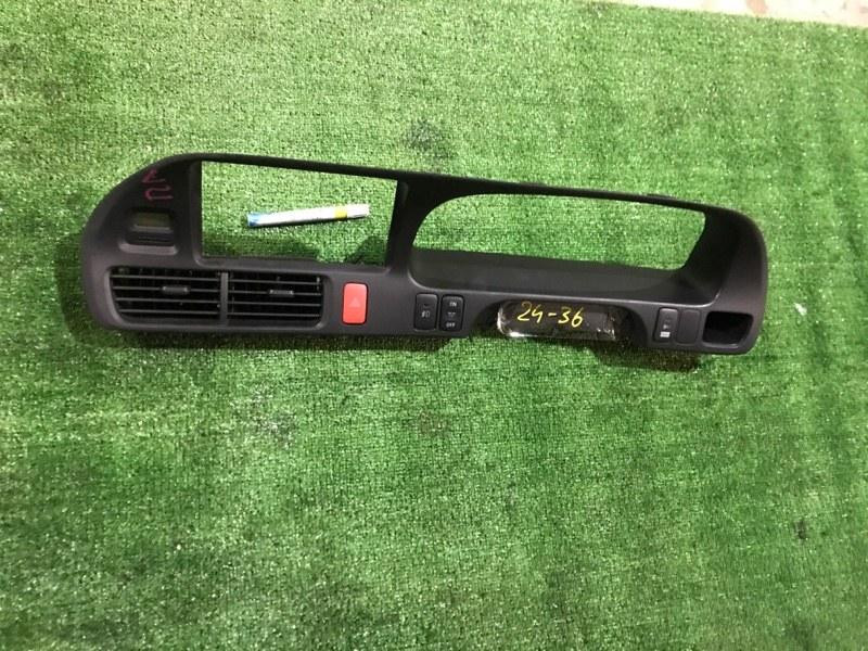 Накладка на щиток приборов Honda Odyssey RA6 F23A