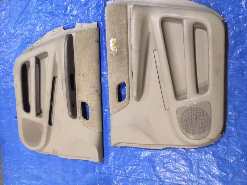 Обшивка двери Honda Stepwgn RF4 K20A