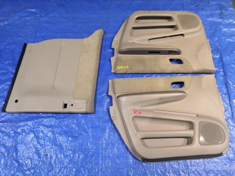 Обшивка двери Honda Stepwgn RF3 K20A