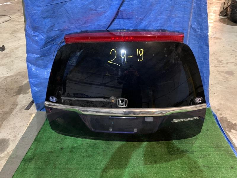Дверь задняя багажника Honda Stream RN3 K20A