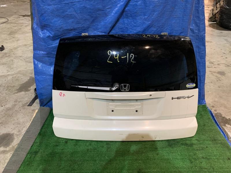 Дверь задняя багажника Honda Hr-V GH4 D16A
