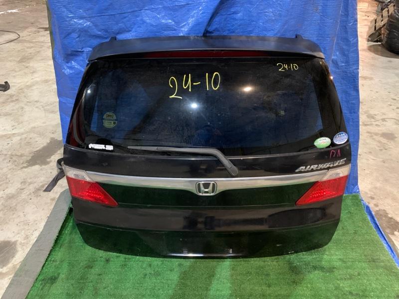 Дверь задняя багажника Honda Airwave GJ1 L15A