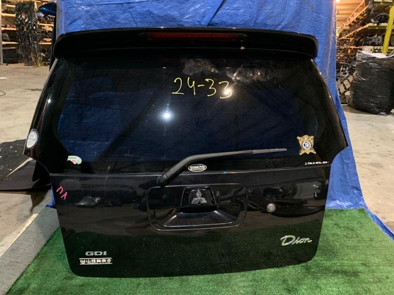 Дверь задняя багажника Mitsubishi Dion CR6W 4G94