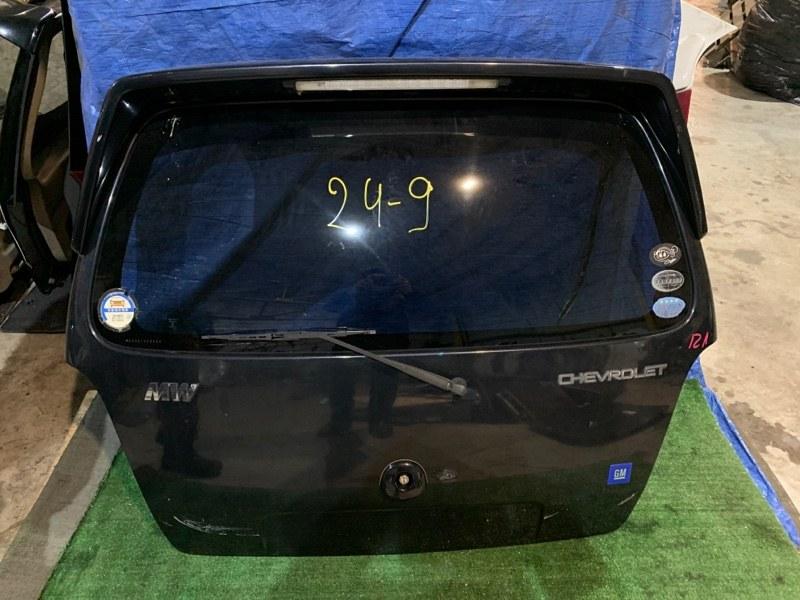Дверь задняя багажника Chevrolet Mw ME34S M13A