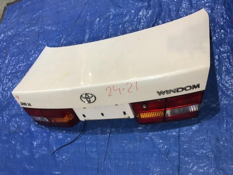 Крышка багажника Toyota Windom MCV21 2MZ-FE