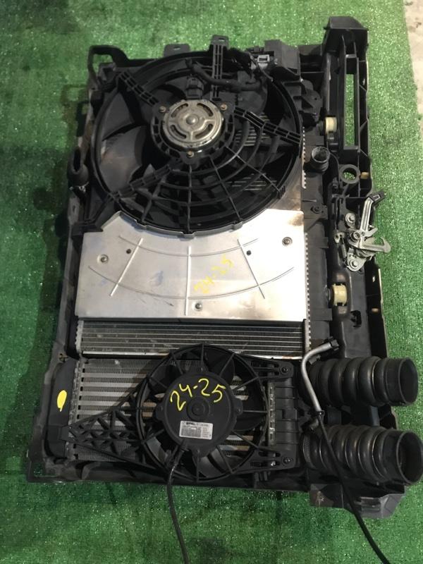 Радиатор двигателя Peugeot 207Cc 5FX