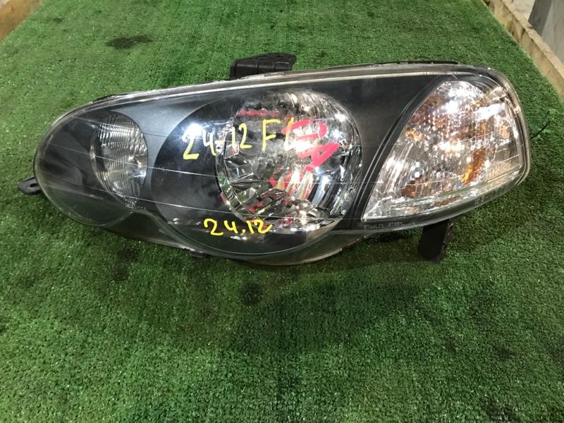Фара Honda Hr-V GH4 D16A левая