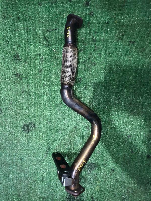 Труба приемная глушителя Volkswagen Golf BLG 2008