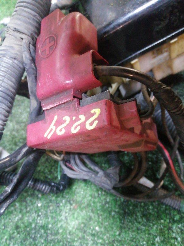 Клемма акб Toyota Bb NCP31 1NZ-FE