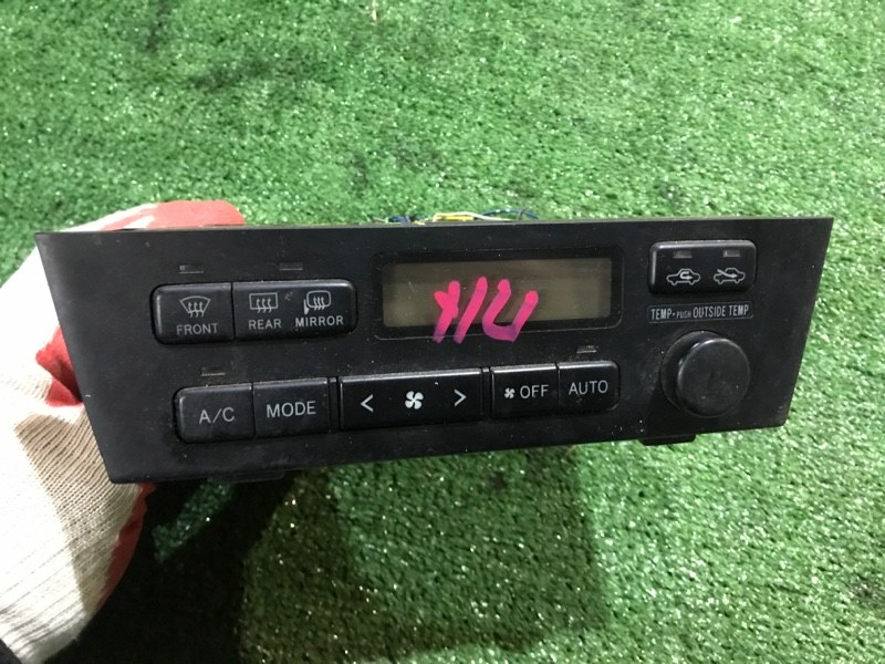 Блок управления климат-контролем Toyota Windom MCV21 2MZ-FE