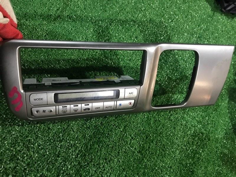 Блок управления климат-контролем Honda Stepwgn RF3 K20A