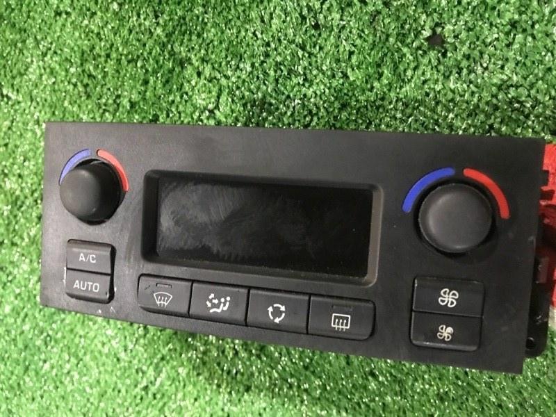 Блок управления климат-контролем Peugeot 207Cc 5FX
