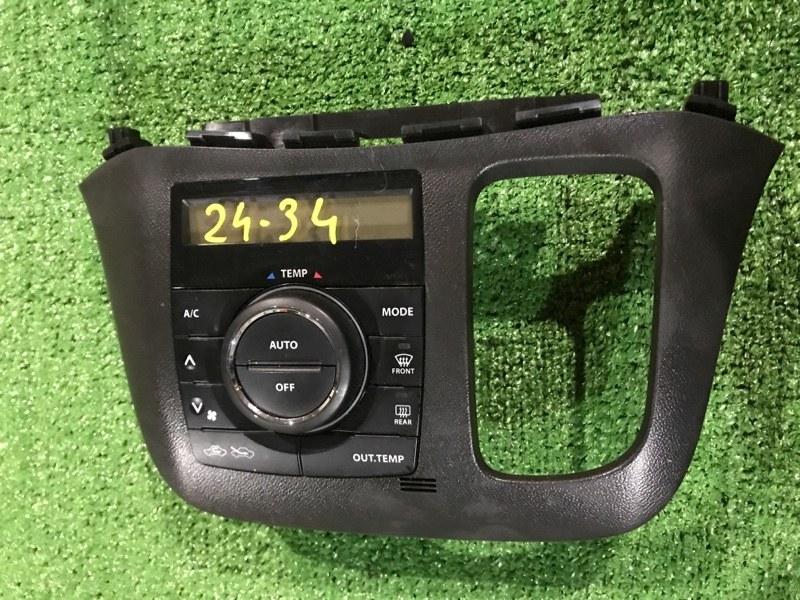 Блок управления климат-контролем Suzuki Solio MA15S K12B