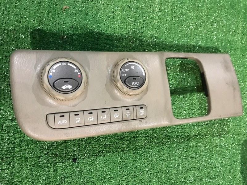 Блок управления климат-контролем Honda Stepwgn RF4 K20A