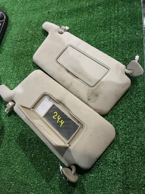 Солнцезащитный козырек Toyota Ipsum ACM21 2AZ-FE