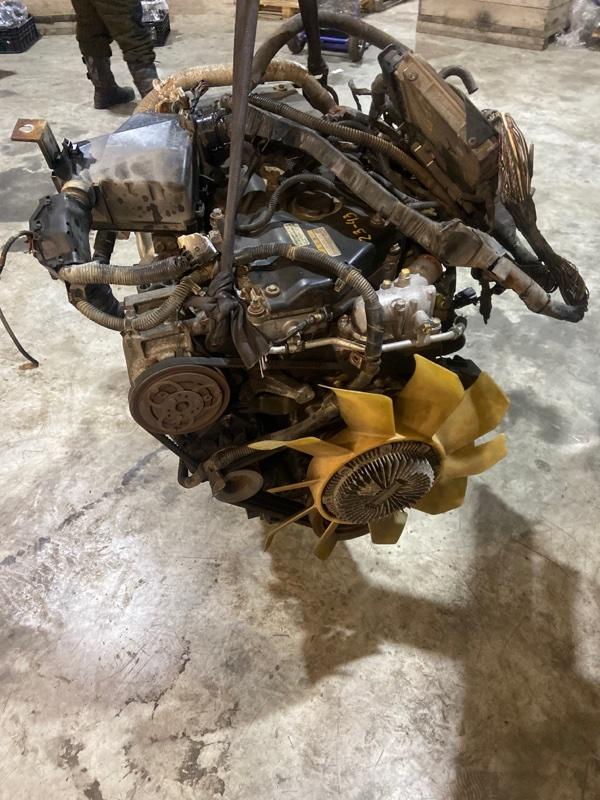 Двигатель Isuzu Elf NKR81 4HL1
