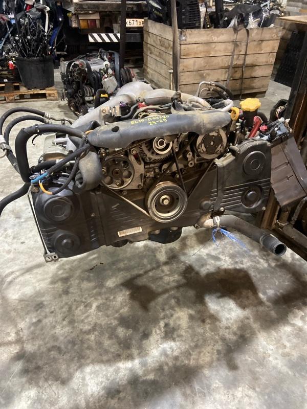 Двигатель Subaru Impreza GH2 EL154