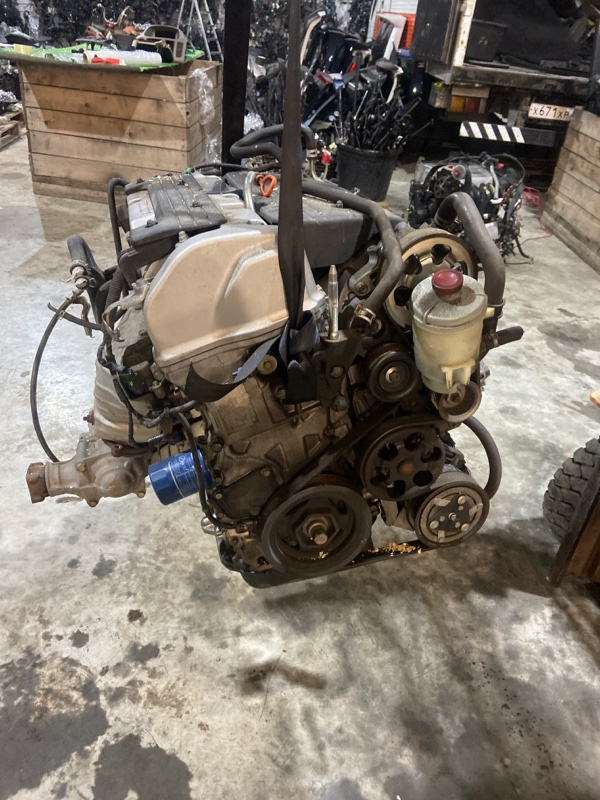 Двигатель Honda Stepwgn RG2 K20A