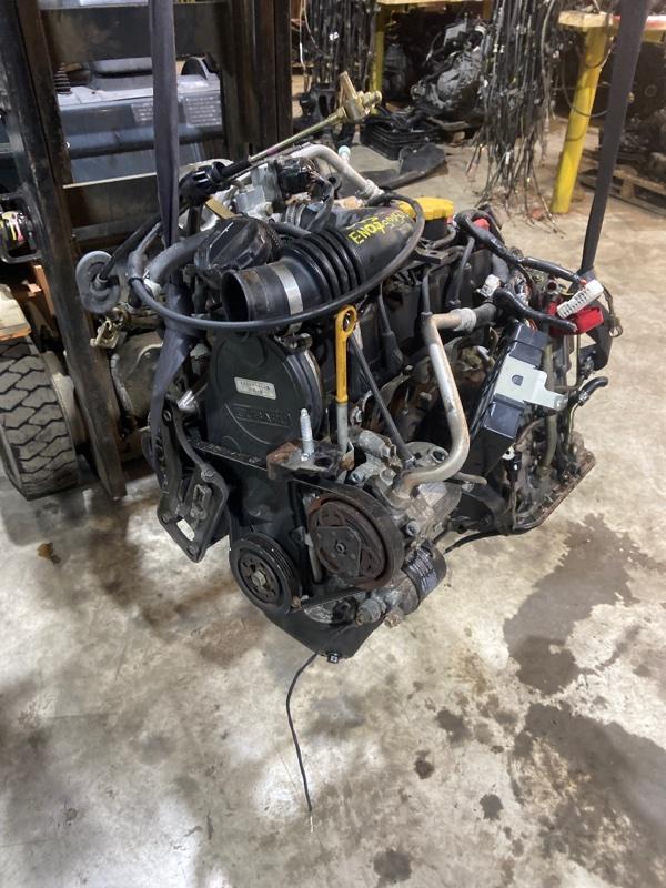 Проводка двигателя Subaru R2 RC1 EN07
