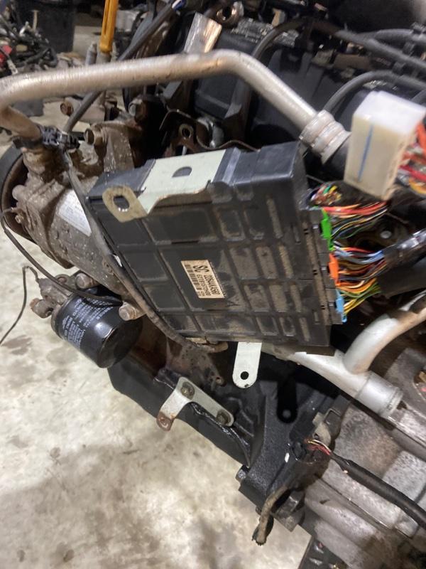 Блок управления двс Subaru R2 RC1 EN07