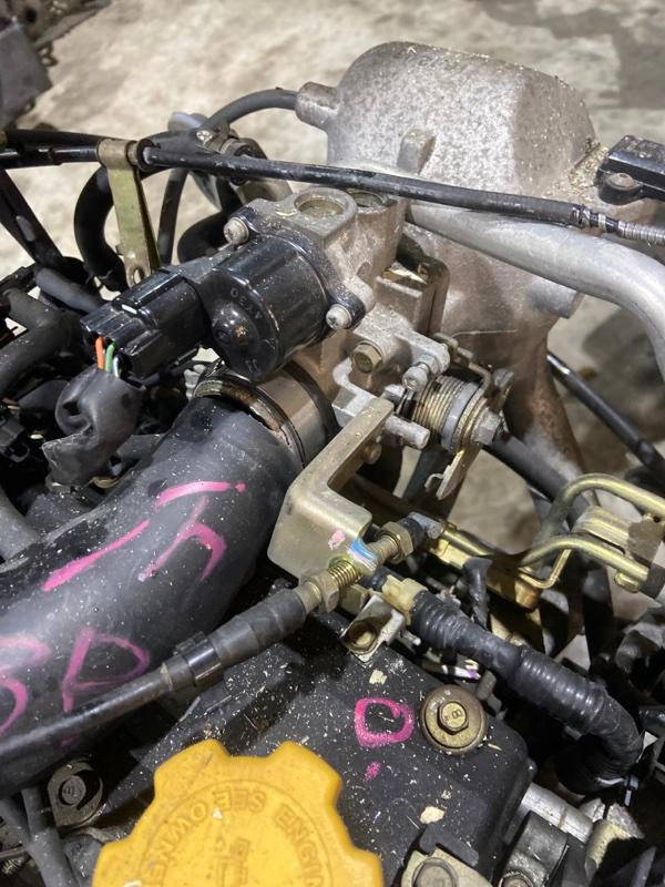 Заслонка дроссельная Subaru R2 RC1 EN07