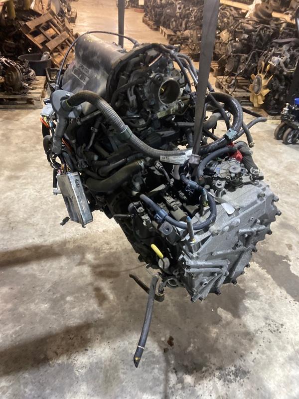 Проводка двигателя Honda Mobilio GB1 L15A