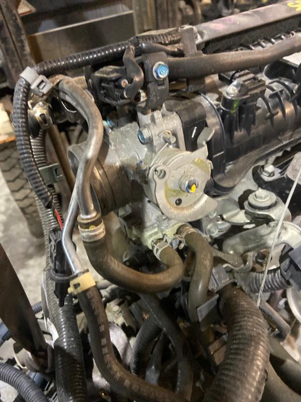 Заслонка дроссельная Honda Mobilio GB1 L15A