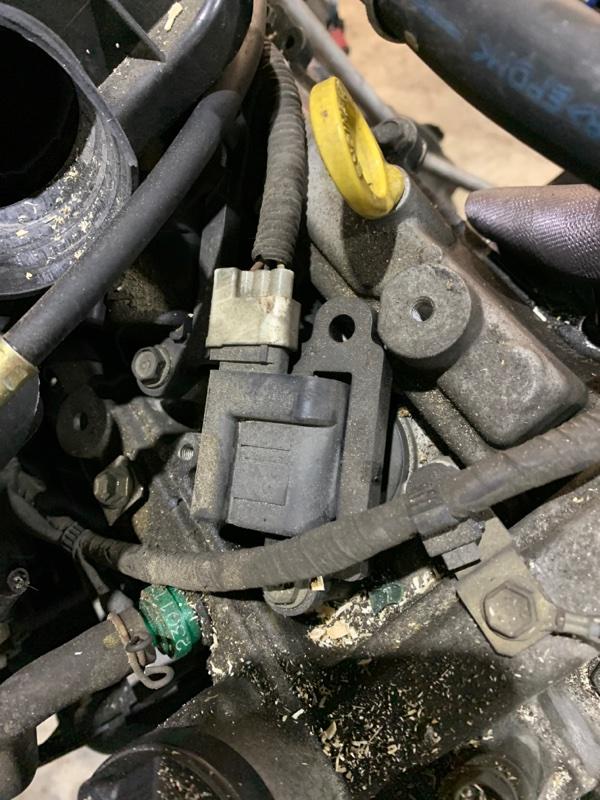 Катушка зажигания Daihatsu Yrv M201G K3-VE