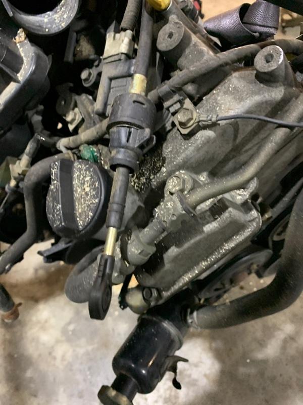 Трос кпп Daihatsu Yrv M201G K3-VE