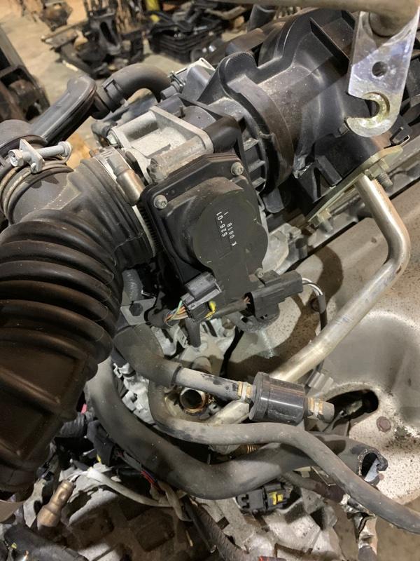 Заслонка дроссельная Nissan Bluebird Sylphy KG11 MR20