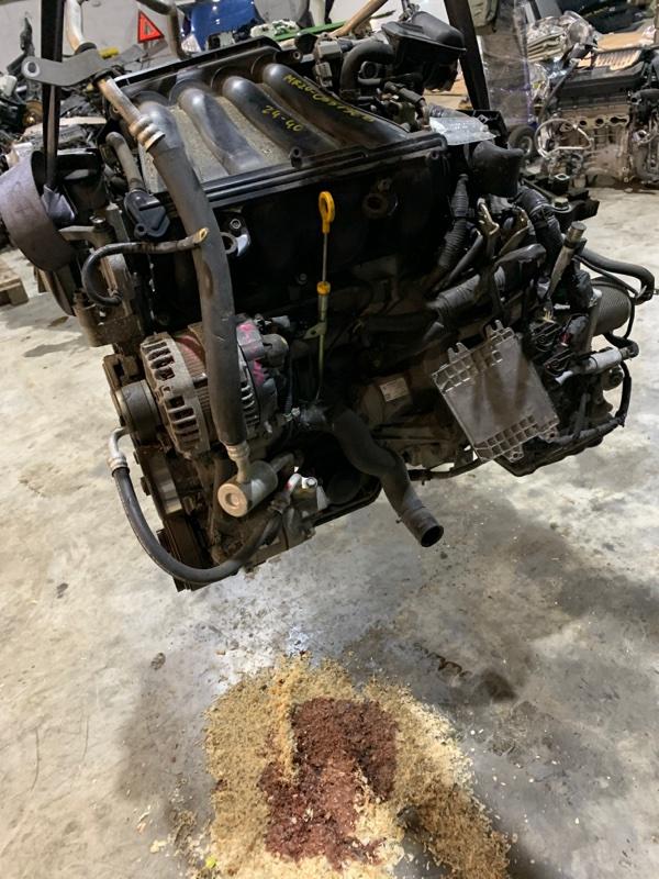 Проводка двигателя Nissan Bluebird Sylphy KG11 MR20
