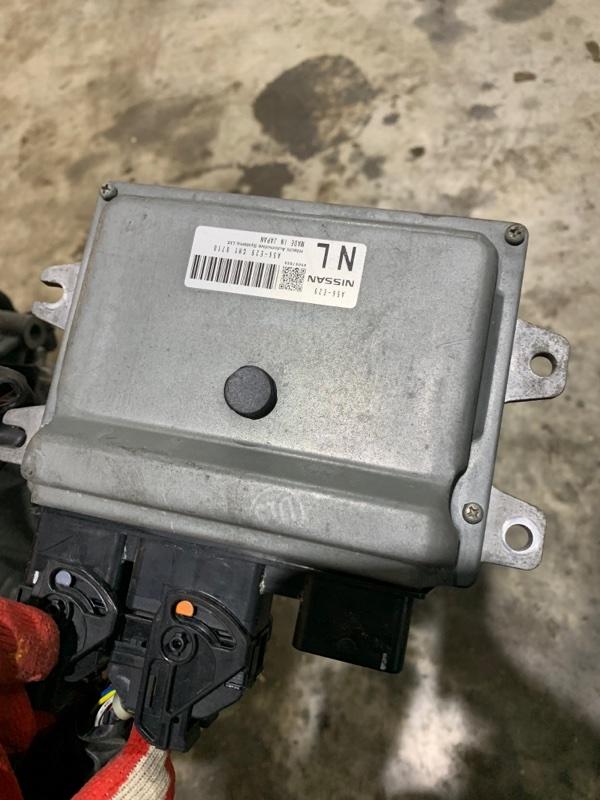 Блок управления двс Nissan Bluebird Sylphy KG11 MR20