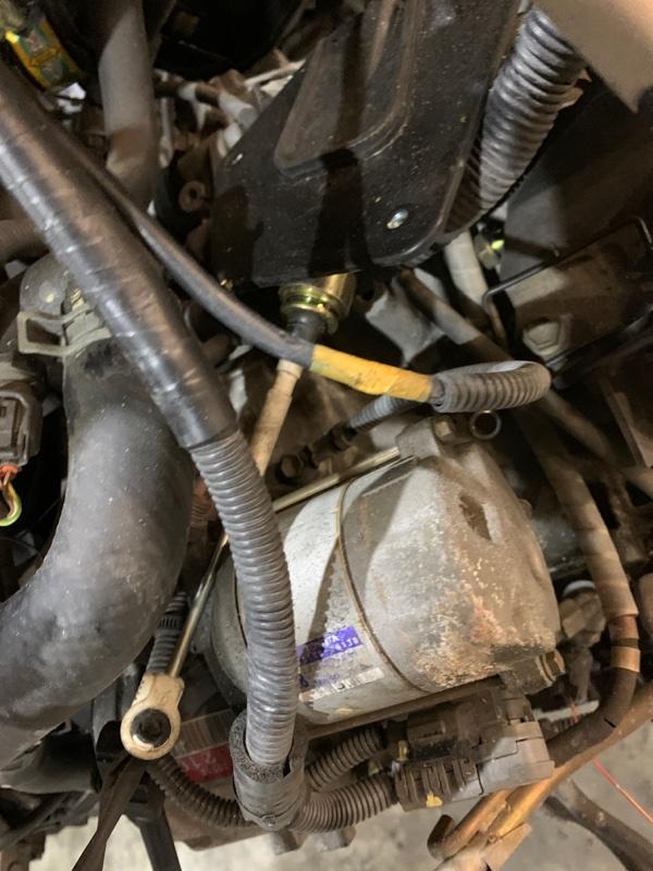 Трос кпп Toyota Caldina ST215 3S-GE