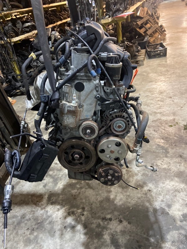 Проводка двигателя Honda Airwave GJ1 L15A