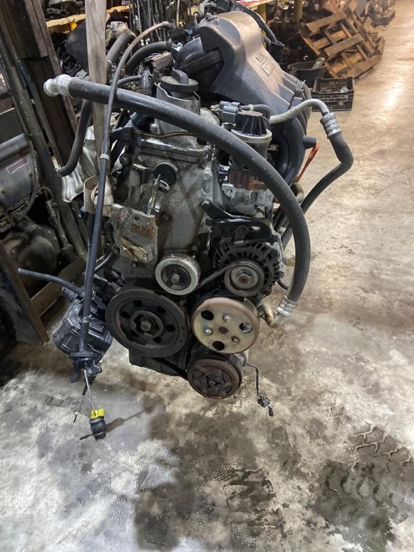 Двигатель Honda Spike GK1 L15A