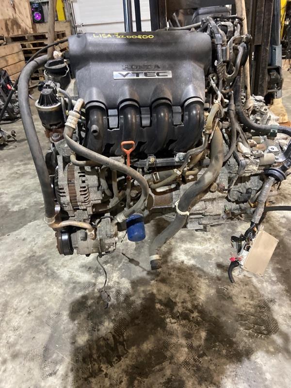 Проводка двигателя Honda Spike GK1 L15A