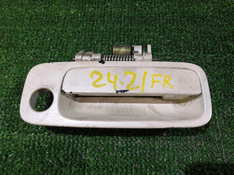Ручка наружная Toyota Windom MCV21 2MZ-FE передняя правая