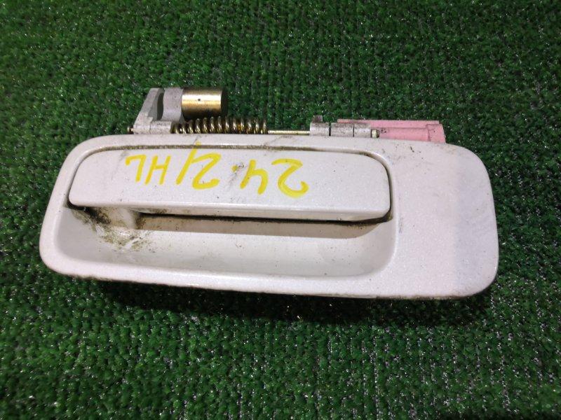 Ручка наружная Toyota Windom MCV21 2MZ-FE задняя левая