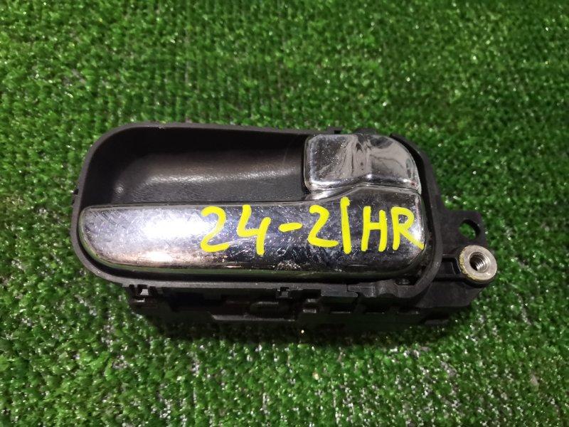 Ручка внутренняя Toyota Windom MCV21 2MZ-FE задняя правая