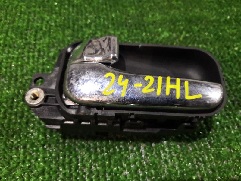 Ручка внутренняя Toyota Windom MCV21 2MZ-FE задняя левая